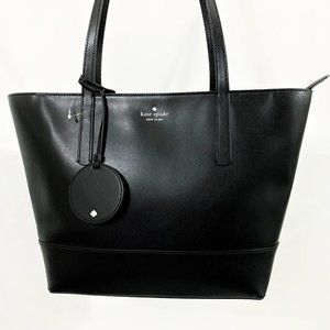 Kate Spade Briel  Smooth Leather Shoulder Tote